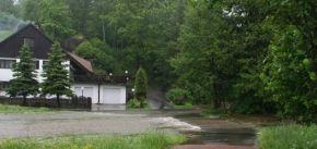 Záplavy v Oldřichově