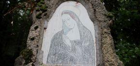 Drobné památky v Oldřichově v Hájích