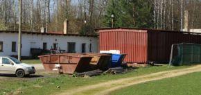Provozní doba ve sběrném místě odpadů