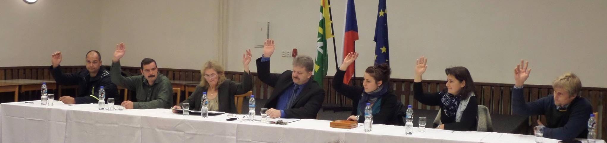 Ustavující schůze nového zastupitelstva obce