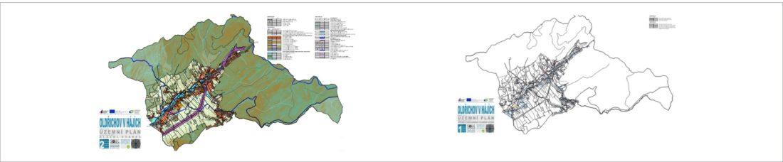 Veřejné projednání návrhu změny územního plánu obce