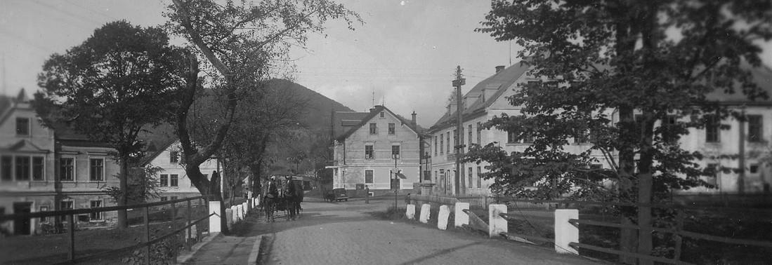 Kronika obce 1931-1981 (kronikář Ladislav Ulrych)