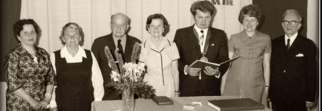 Společenská kronika 1974-2006
