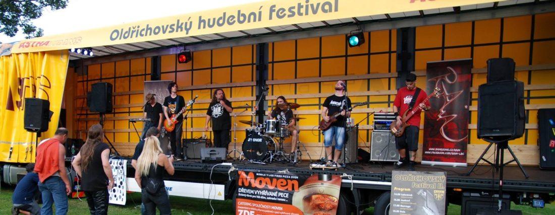 Oldřichovský festival IV