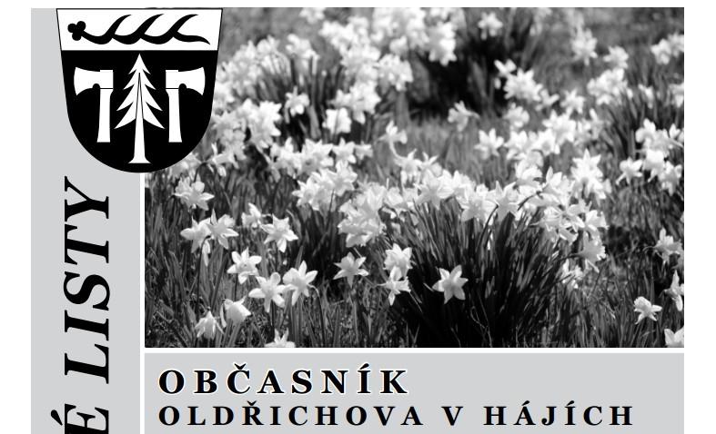 Oldřichovské listy č. 43