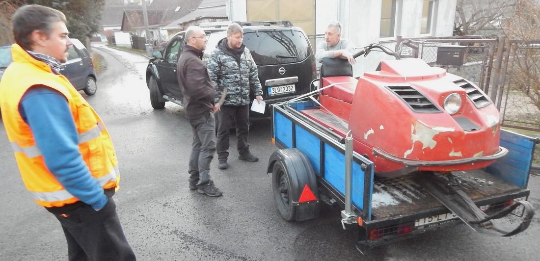 Posila oldřichovského skiklubu