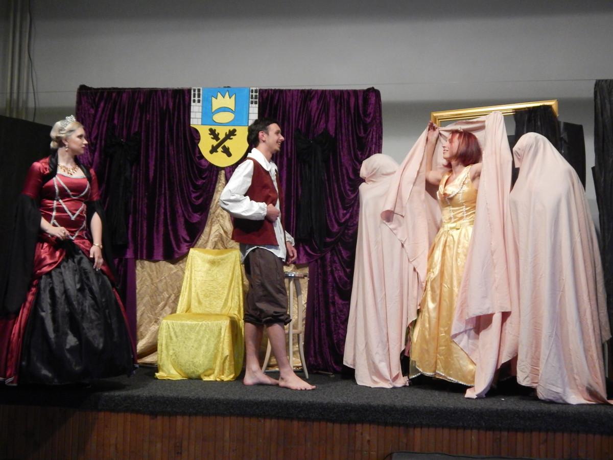 Kouzelná flétna – pohádka v Besedě v sobotu 19.5.2018