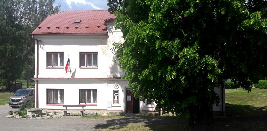 Oznámení o vyvěšení Závěrečného účtu obce Oldřichov v Hájích  za rok 2017