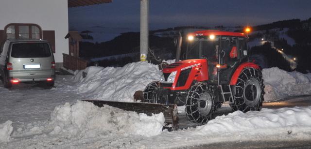 Výzva k podání nabídky- dodavatel služeb na zajištění zimní údržby místních komunikací obce Oldřichov v Hájích