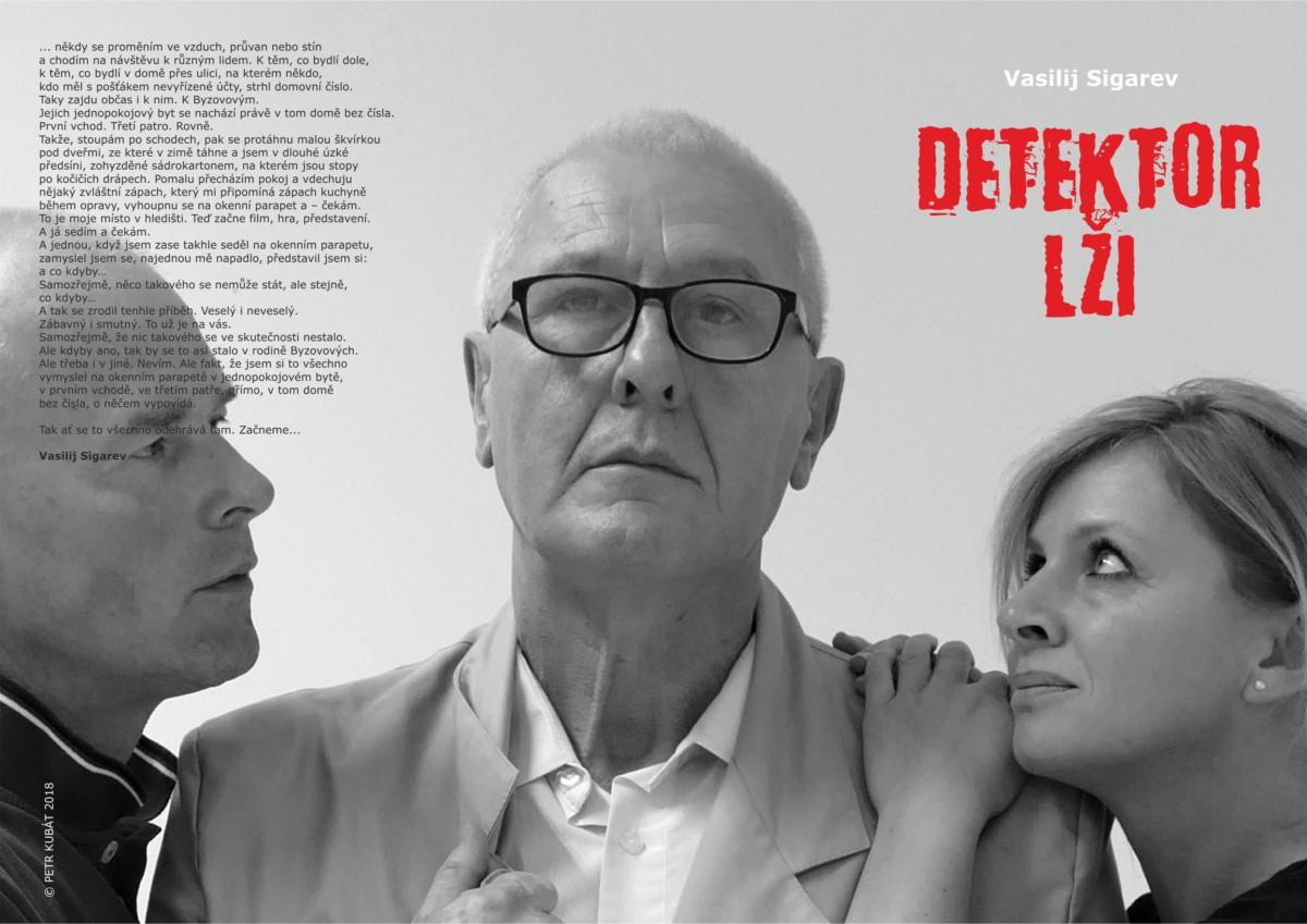 Divadlo v Besedě: Detektor lži