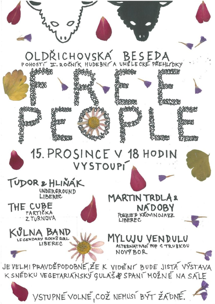 Free people – hudební setkání