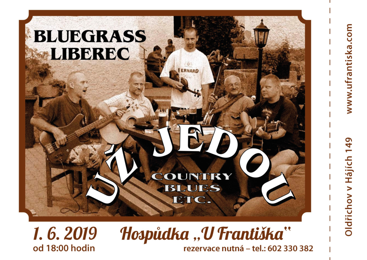 Bluegrass v hospůdce U Františka