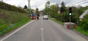 Velká rekonstrukce silnice pomalu začíná