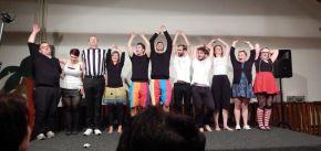 Zápas v divadelní Improvizaci Progresky vs. KINO