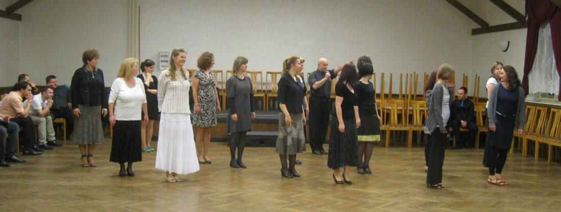 Taneční kurzy v Oldřichově