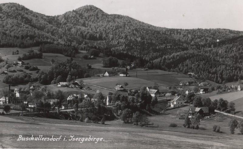 Staré pohlednice Oldřichova