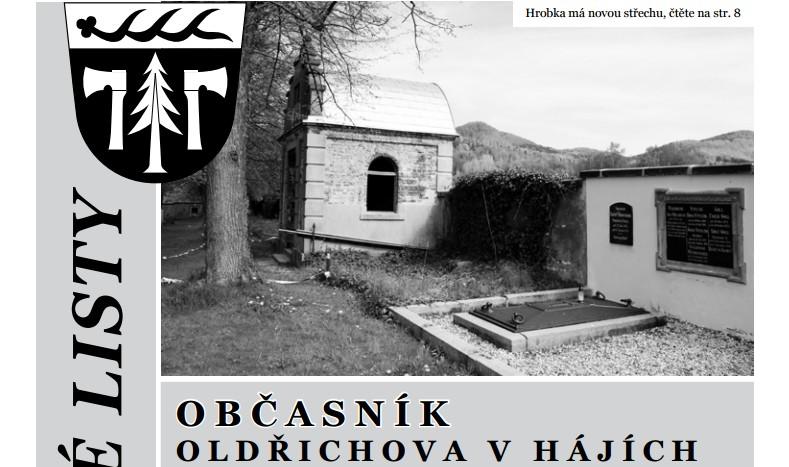 Oldřichovské listy č. 44