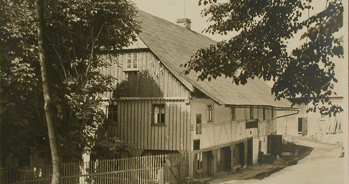 Další historické fotografie naší obce