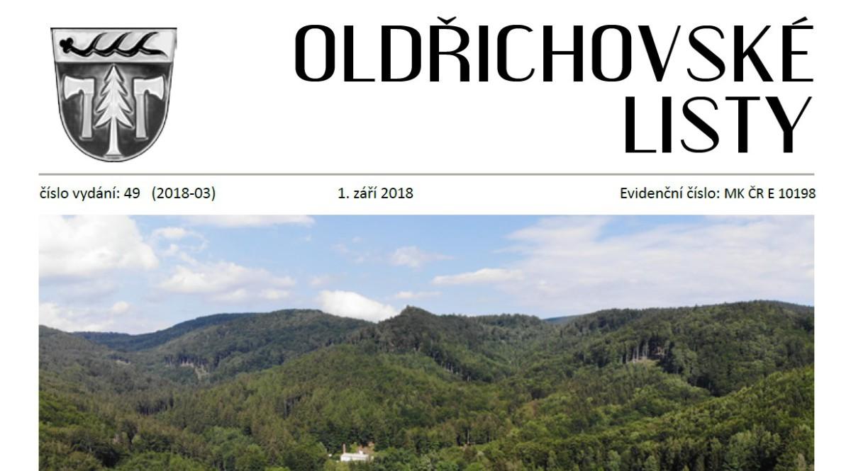 Oldřichovské listy č. 49