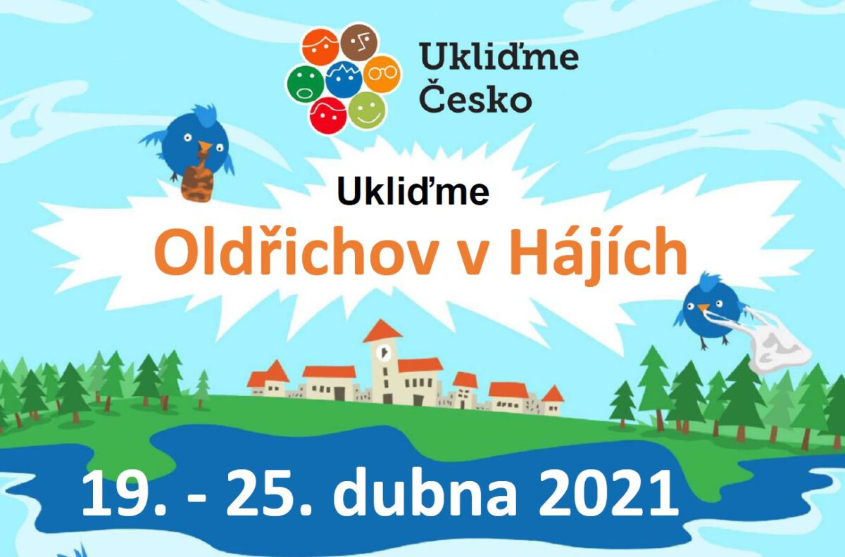Ukliďme Oldřichov